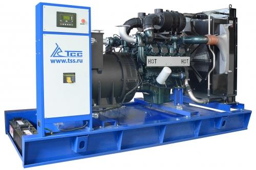 ТСС дизельгенераторные установки